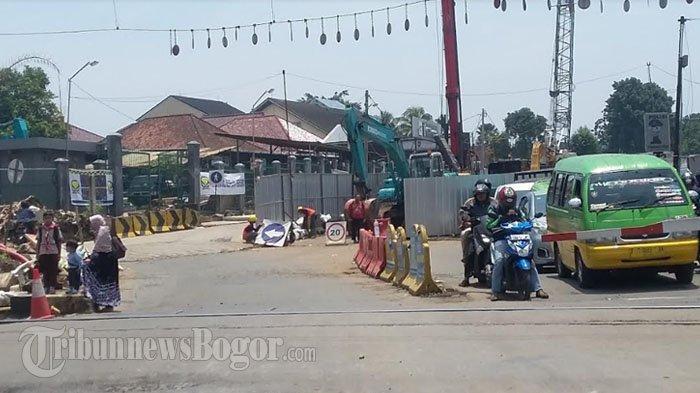 Pengerjaan Proyek Flyover, Arus Lalu Lintas di Jalan RE Martadinata Akan Dialihkan