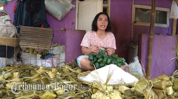 Resep Membuat Ketupat Lebaran Anti Benyek, Cocok Disajikan Bareng Opor Ayam