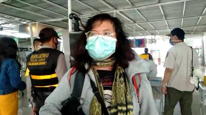 Sebelum Wisata Naik Gunung, Wisatawan Asal Bekasi Ikut Rapid Test Di Stasiun Bogor