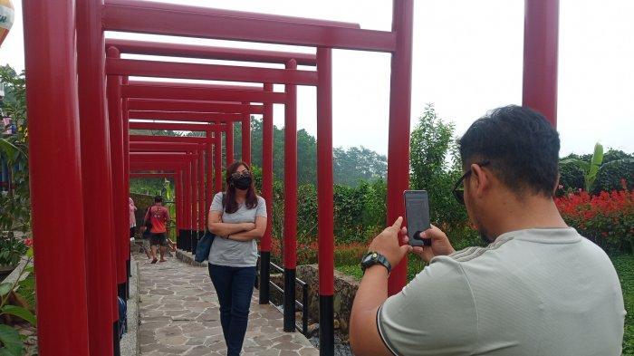 Villa Khayangan Batasi Jumlah Pengunjung Di Masa Transisi Menuju New Normal Tribunnews Bogor