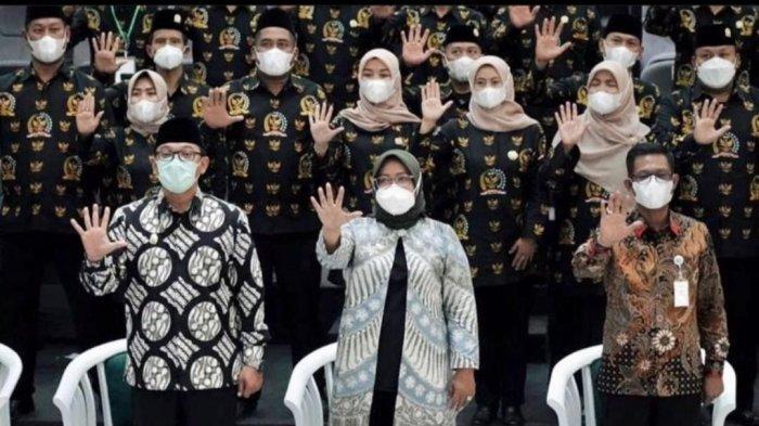 Dukung Budaya Melindungi Masyarakat Pekerja, PABPDSI Kabupaten Bogor Gandeng Bpjamsostek Kota Bogor