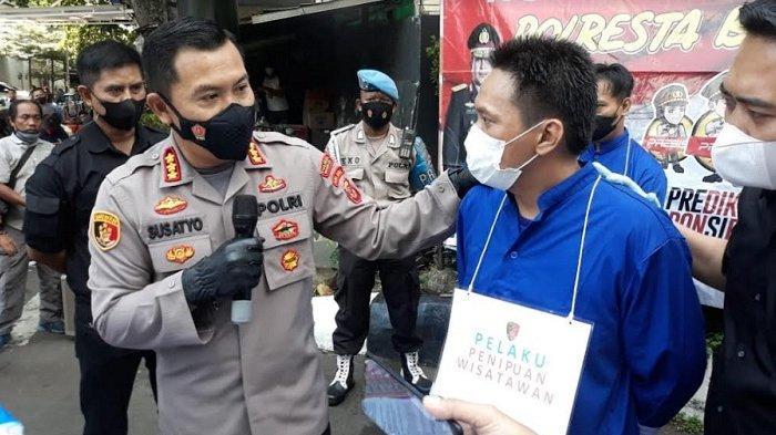 Komplotan Penipu Wisatawan di Bogor Ditangkap, Modus Berpura-pura Jadi WNA Asal Brunei