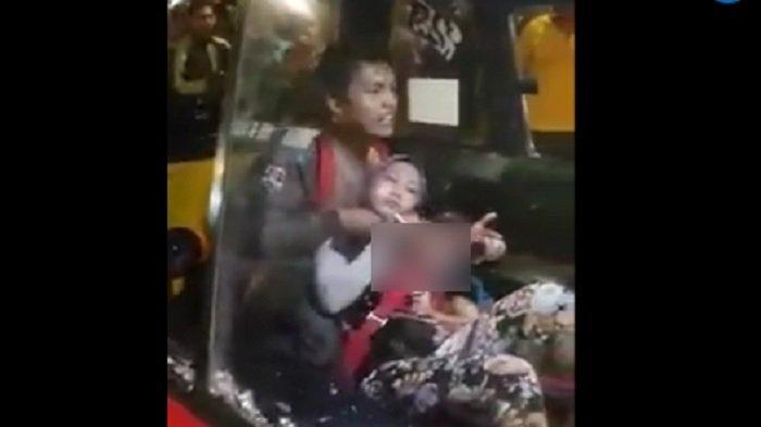 Begini Aksi Aiptu Sunaryanto, Tembak Tangan Penodong Dekat Kepala Ibu yang Gendong Balita