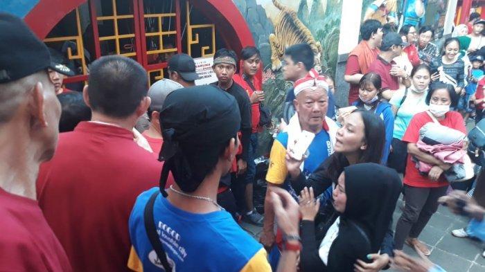 Gadis Tunarungu Dicopet Saat Nonton Bogor Street Festival, Tak Bisa Teriak Saat Pergoki Pelaku
