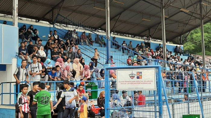 Uji Coba PS Tira Persikabo vs PSB Bogor Berlangsung Tertutup di Cibinong