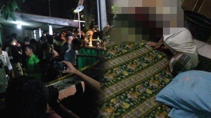Pensiunan TNI AL Dibunuh Saat Mengaji, Dianiaya dan Diseret Pelaku  di Depan Istrinya