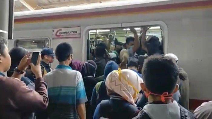 Bupati Ade Yasin Berharap KRL Jakarta-Bogor Bisa Berhenti Beroperasi Pada 18 April 2020 Besok
