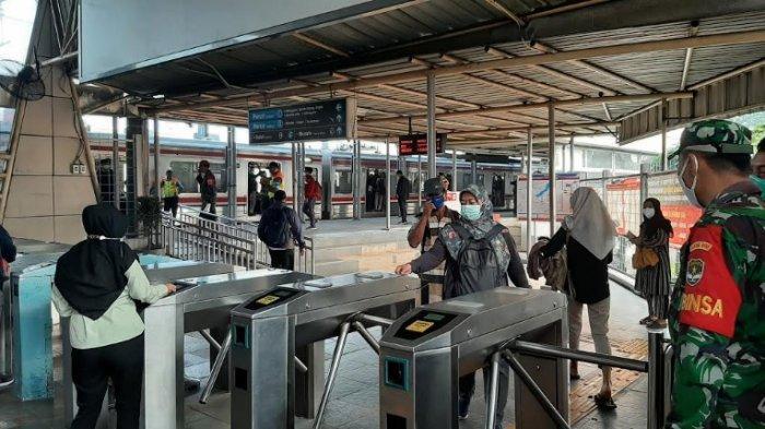 Sempat Ada Gangguan Teknis, Begini Situasi Terkini di Stasiun Citayam
