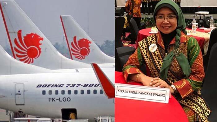 Duka Lion Air JT610 - Foto-foto Reni Ariyanti, Pegawai Kemenkeu Sempat Kumpul Bareng Sahabat