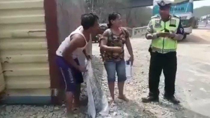 Kesaksian Penumpang Truk yang Diduga Penyebab Kecelakaan di Tol Cipularang, Tak Bisa Rem di Turunan