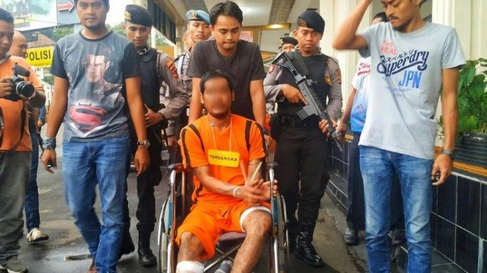 5 Fakta Pelaku Penusukan Driver Ojol di Sukabumi, Sering Bikin Onar Bebas dari Penjara Sebulan Lalu