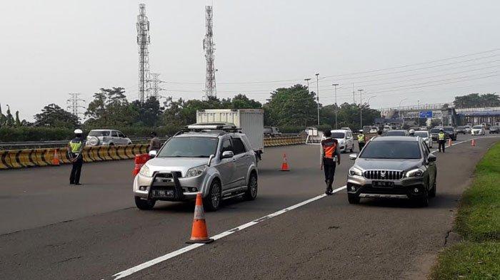 H+1 Lebaran, Kota Bogor Tetap Ramai Dimasuki Kendaraan dari Arah Jakarta