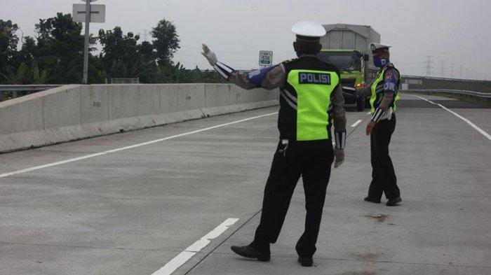 Tak Main-main, Polisi di Jawa Barat Ancam Sita Kendaraan yang Dipakai Mudik Lebaran