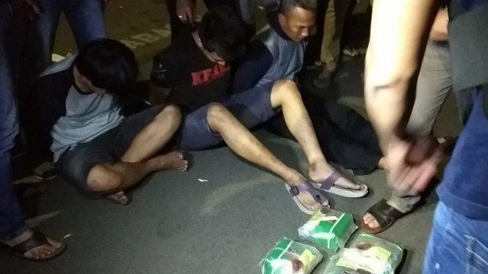 Polres Metro Jakarta Utara Gagalkan Penyelundupan 15 Kilogram Sabu