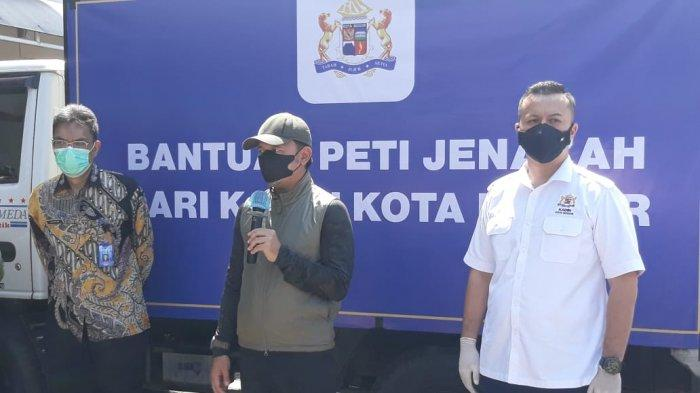 Sumbang Peti Mati, Ketua Kadin Kota Bogor Terinspirasi dari Keluarganya yang Meninggal karena Covid