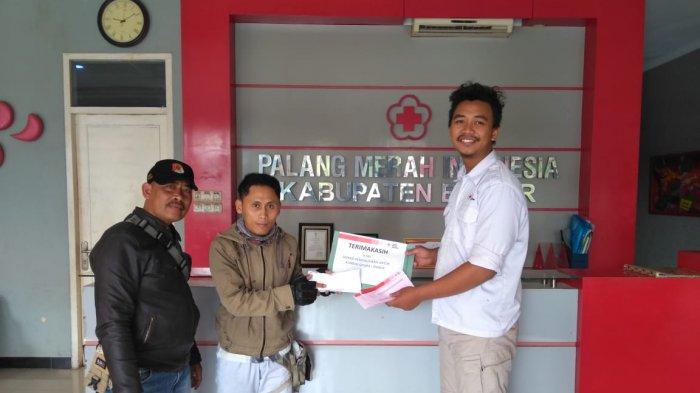 Komunitas di Bogor Gelar Aksi Penggalangan Dana Untuk Korban Gempa di Lombok