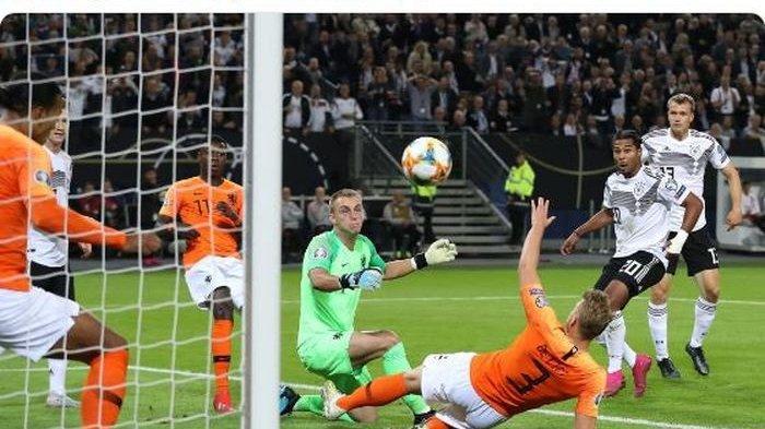 Jadwal Kualifikasi Euro 2020 - Belanda hingga Kroasia Tanding, Lengkap dengan Link Live Streaming