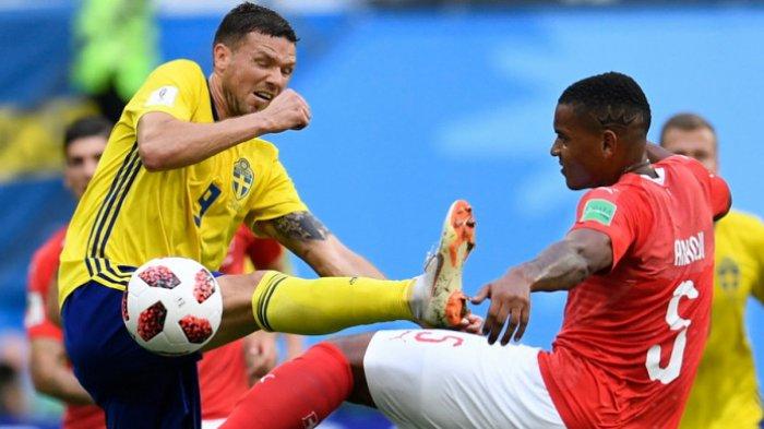 Bertemu Swedia di Perempat Final, Inggris Harus Siap Hadapi Pemain Terkotor di Piala Dunia 2018
