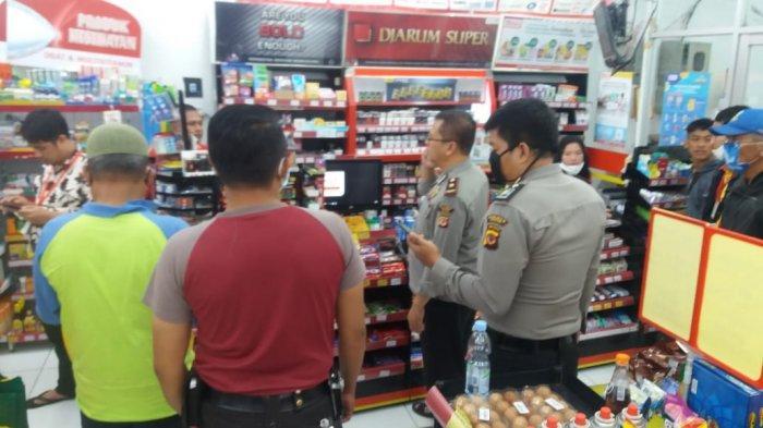 Kawanan Perampok Minimarket di Pamijahan Bawa Kabur Uang Rp 25 Juta dan Beberapa Slop Rokok
