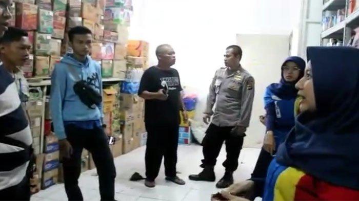 Perampok yang Gondol Uang Rp 42 juta di Bogor Masih Misterius