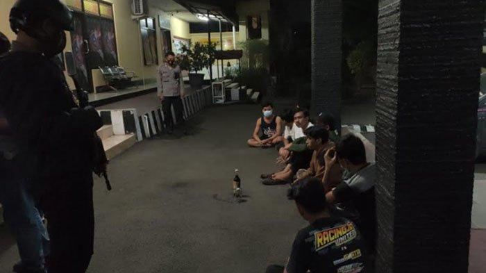 Tawuran Perang Sarung, 40 Remaja di Cileungsi Bogor Diamankan Polisi