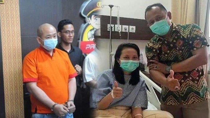 Terungkap Sosok Melisa Istri Pria yang Aniaya Perawat, Ternyata Bukan Owner Perusahaan