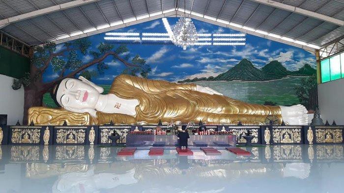 Hari Raya Waisak 2565 BE di Vihara Buddha Dharma Bogor, Terus Jaga Kebersamaan dan Toleransi