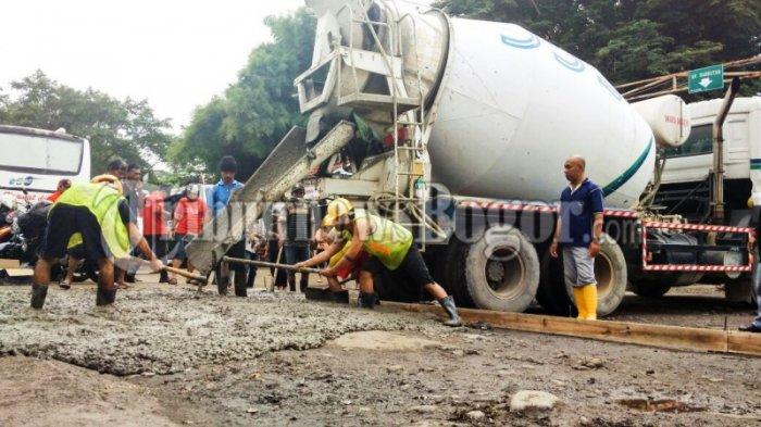 Sopir Bus Sampai Patungan untuk Perbaiki Jalan, Pemkot Bogor Acuhkan Terminal Baranangsiang
