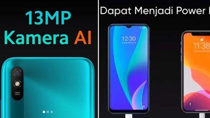 Perbandingan Spesifikasi HP Redmi 9A dengan Realme C11 dan Realme C15, Kamera Utama 13 Megapiksel