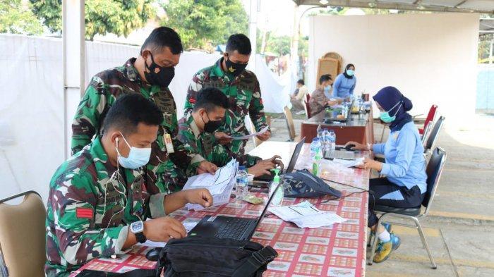 TNI AU Adakan Vaksinasi Massal di Lanud ATS Bogor, Diikuti Ribuan Warga