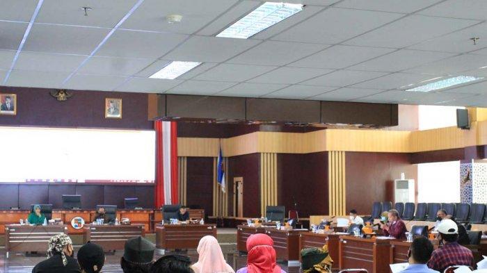Penuhi Kualitas Air yang Berkualitas, DPRD Kota Bogor Segera Terbitkan Perda Pelayanan Air Minum