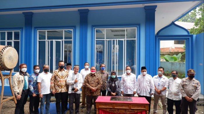 Resmikan Masjid An-Naba PWI Kota Bogor, Ini Harapan Sekda Syarifah