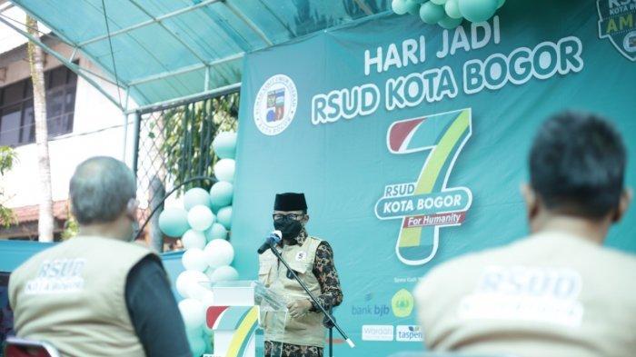 Terus Tingkatkan Pelayanan, Ini Tiga Faktor Utama Maju Mundurnya RSUD Kota Bogor