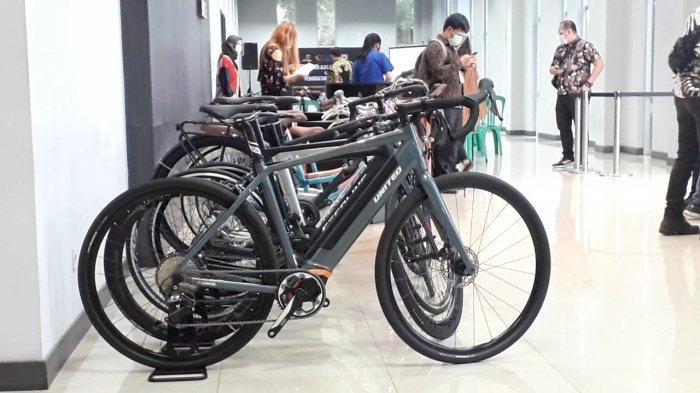Jadi Tren saat Pandemi, Permintaan Sepeda di Pabrik United Bike Bogor Meningkat Sampai 300 Persen