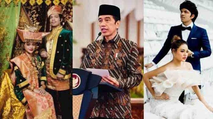 Alasan Atta Halilintar - Aurel Hermansyah Minta Jokowi dan Prabowo Subianto Jadi Saksi Nikah