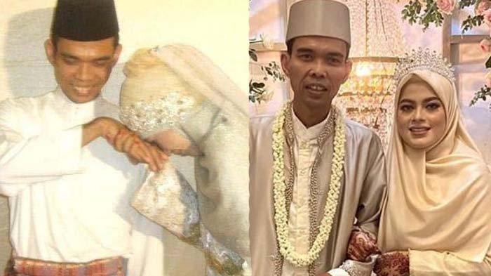 Pernikahan Ustaz Abdul Somad dan Fatimah Az Zahra Ternyata yang Ketiga Kali, Siapa Istri Ke-2 UAS?