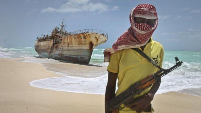 Bajak Laut Culik 12 Awak Kapal Swiss di Perairan Nigeria