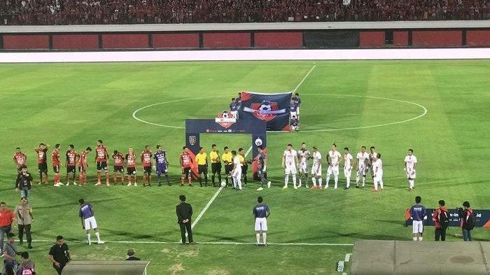 Hasil Pertandingan Persija Jakarta VS Bali United, Macan Kemayoran Kehilangan 3 Poin