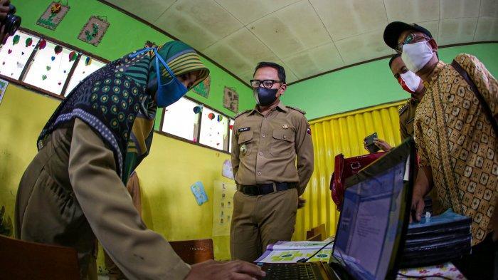 Persiapan Pembelajaran Tatap Muka, Disdik Kota Bogor Siapkan Beberapa Alternatif