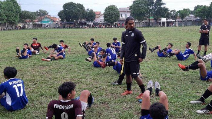 Fokus Pembinaan, PSSI Askot Depok Berupaya Cetak Pemain Sepak Bola Muda Potensial