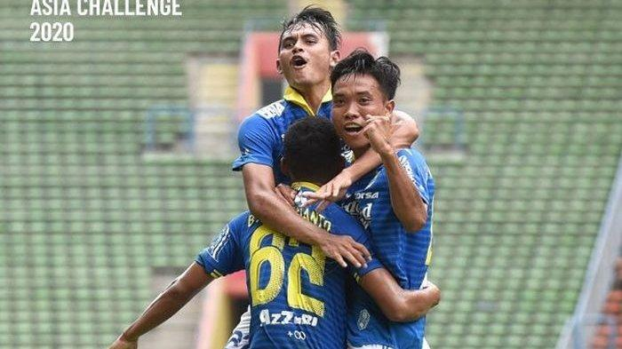 Taklukan Hanoi FC, Robert Rene Puji Permainan Persib Bandung : Permainan Kami Mulai Berkembang