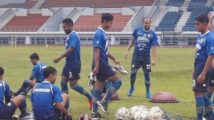 Uji Coba Persib Bandung Vs Melaka United, Febri Hariyadi Siap Tampil Maksimal