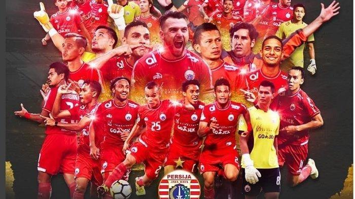 Penantian 17 Tahun, Ini Cerita Dibalik Kemenangan Persija Jakarta Menjadi Juara Liga 1 2018