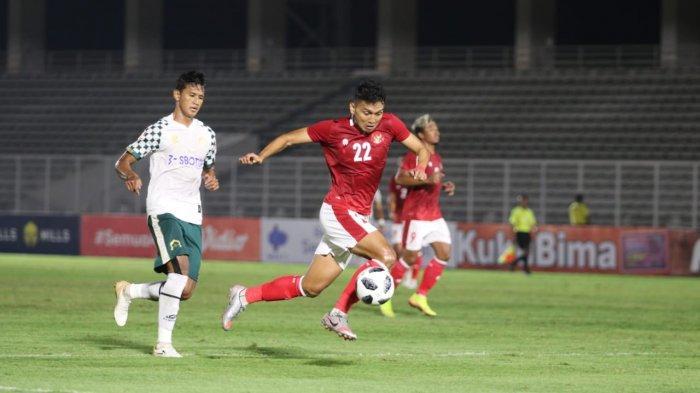 Kalah dari Timnas Indonesia U-23, Persikabo 1973 Bakal Evaluasi