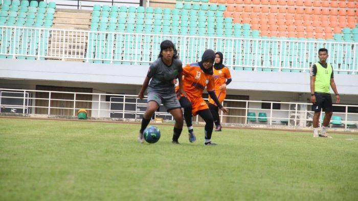 Tim Sepak Bola Putri Kabupaten Bogor Diharapkan Ukir Sejarah di Porprov XIV Jawa Barat