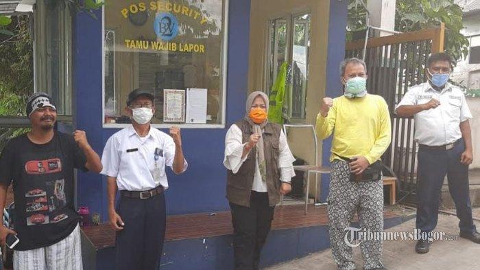 Cegah Penyebaran Covid-19, Bogor View II Residence Terapkan Sistem Satu Gerbang