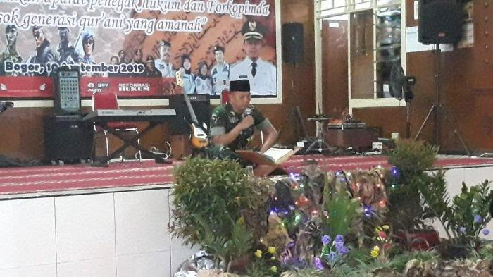 Peringati Bulan Muharam, Aparat Keamanan Hingga Pegawai Pemkot Bogor Ikut Lomba MTQ