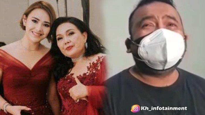 Pesan Ibu untuk Amanda Manopo, Manajer Nangis Ungkap Percakapan Terakhir : Happy Nonton Ikatan Cinta