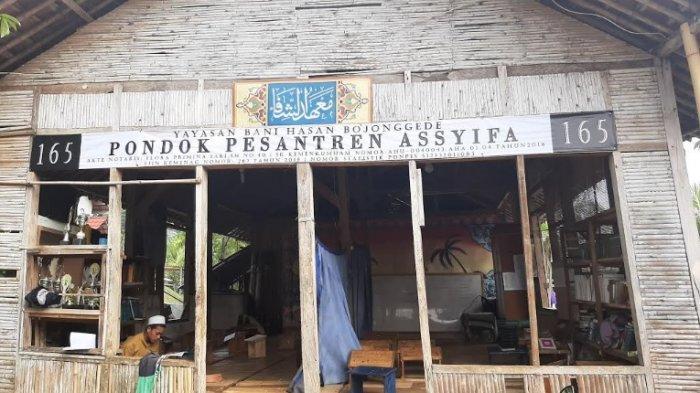 Ponpes Assyifa Bojonggede Bogor Miliki Produk Herbal Drink yang Lahir dari Santri
