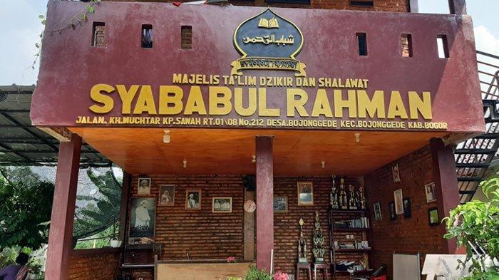 Pondok Pesantren Syababul Rahman di Kampung Sawah RT 1/8, Desa Bojonggede, Bojonggede, Kabupaten Bogor